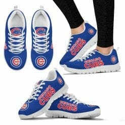 MLB Chicago Cubs Running Shoes