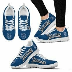 MLB San Diego Padres Running Shoes