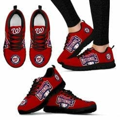 MLB Washington Nationals Running Shoes