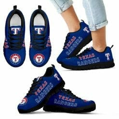 MLB Texas Rangers Running Shoes