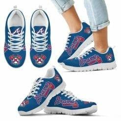 MLB Atlanta Braves Running Shoes