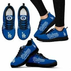 MLB Los Angeles Dodgers Running Shoes