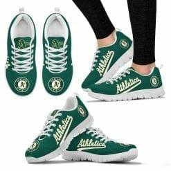 MLB Oakland Athletics Running Shoes