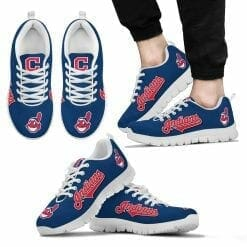 MLB Cleveland Indians Running Shoes