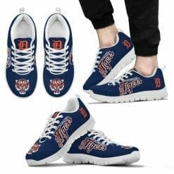 MLB Detroit Tigers Running Shoes