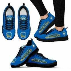 NBA Golden State Warriors Running Shoes V1