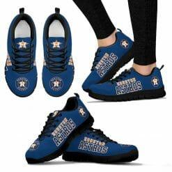 MLB Houston Astros Running Shoes