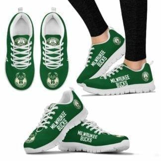 NBA Milwaukee Bucks Running Shoes V1