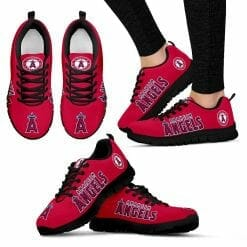 MLB Los Angeles Angels Running Shoes