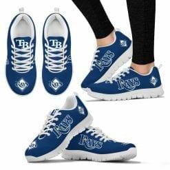MLB Tampa Bay Rays Running Shoes
