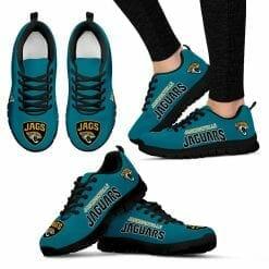 NFL Jacksonville Jaguars Running Shoes V1