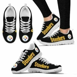 NFL Pittsburgh Steelers Running Shoes V1