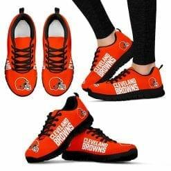 NFL Cleveland Browns Running Shoes V1