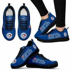 MLB Toronto Blue Jays Running Shoes