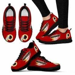 NFL Washington Redskins Running Shoes V1