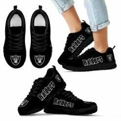 NFL Oakland Raiders Running Shoes V1