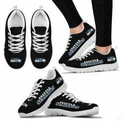 NFL Seattle Seahawks Running Shoes V1