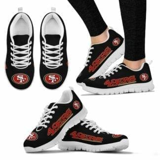 NFL San Francisco 49ers Running Shoes V1
