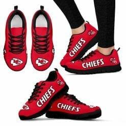 NFL Kansas City Chiefs Running Shoes V1