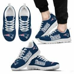 NFL New England Patriots Running Shoes V1