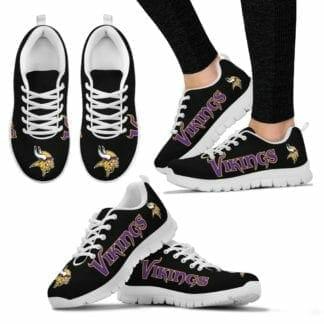 NFL Minnesota Vikings Running Shoes V1