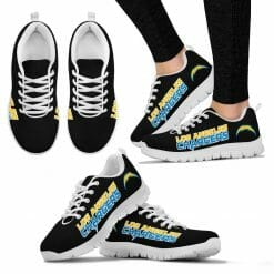 NFL Los Angeles Chargers Running Shoes V1