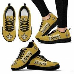NFL New Orleans Saints Running Shoes V1