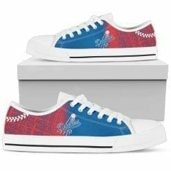 MLB Los Angeles Dodgers Low Top Shoes