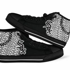 MLB Chicago White Sox High Top Shoes