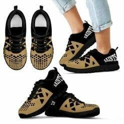 NFL New Orleans Saints Running Shoes V2