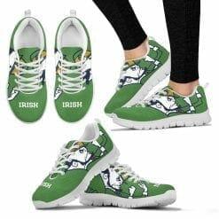 NCAA Notre Dame Fighting Irish Running Shoes