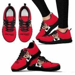 NCAA Cincinnati Bearcats Running Shoes