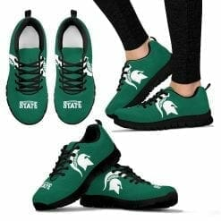 NCAA Michigan State Spartans Running Shoes