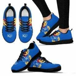NCAA Kansas Jayhawks Running Shoes