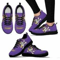 NCAA East Carolina Pirates Running Shoes