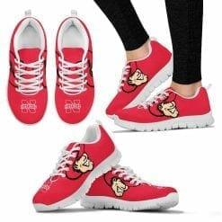 NCAA Nebraska Cornhuskers Running Shoes