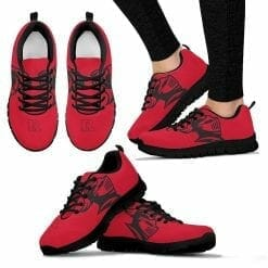 NCAA Rutgers Scarlet Knights Running Shoes