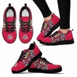 NCAA Ohio State Buckeyes Running Shoes
