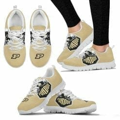 NCAA Purdue Boilermakers Running Shoes