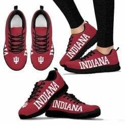 NCAA Indiana Hoosiers Running Shoes
