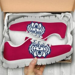 NCAA Arizona Wildcats Running Shoes
