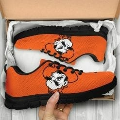 NCAA Oklahoma State Cowboys Running Shoes