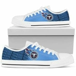 NFL Tennessee Titans Low Top Shoes