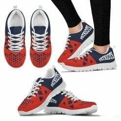 NFL New England Patriots Running Shoes V2