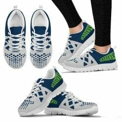 NFL Seattle Seahawks Running Shoes V2