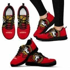 NHL Ottawa Senators Running Shoes