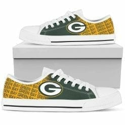 NFL Green Bay Packers Low Top Shoes