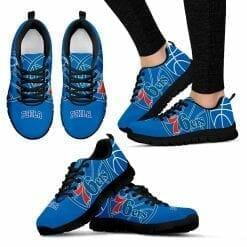 NBA Philadelphia 76ers Running Shoes V2