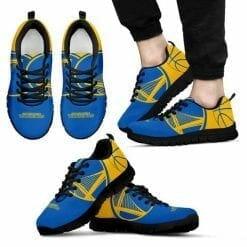 NBA Golden State Warriors Running Shoes V2