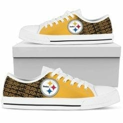 NFL Pittsburgh Steelers Low Top Shoes